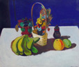 Подробнее о картине: Still life with bananas